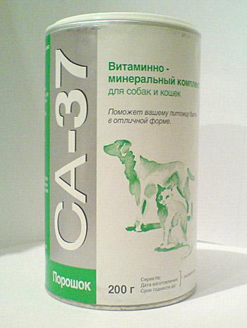 Витаминно-минеральная кормовая добавка СА-37