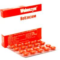 О препарате Вобэнзим